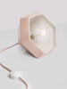 Weba Handmade Ceramic Pendant Lamp in Flamingo