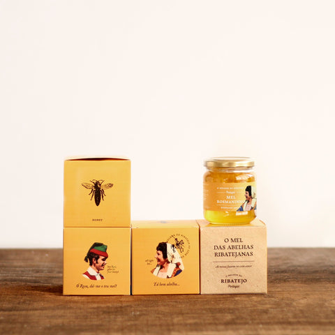 Rosemary Honey Boxes