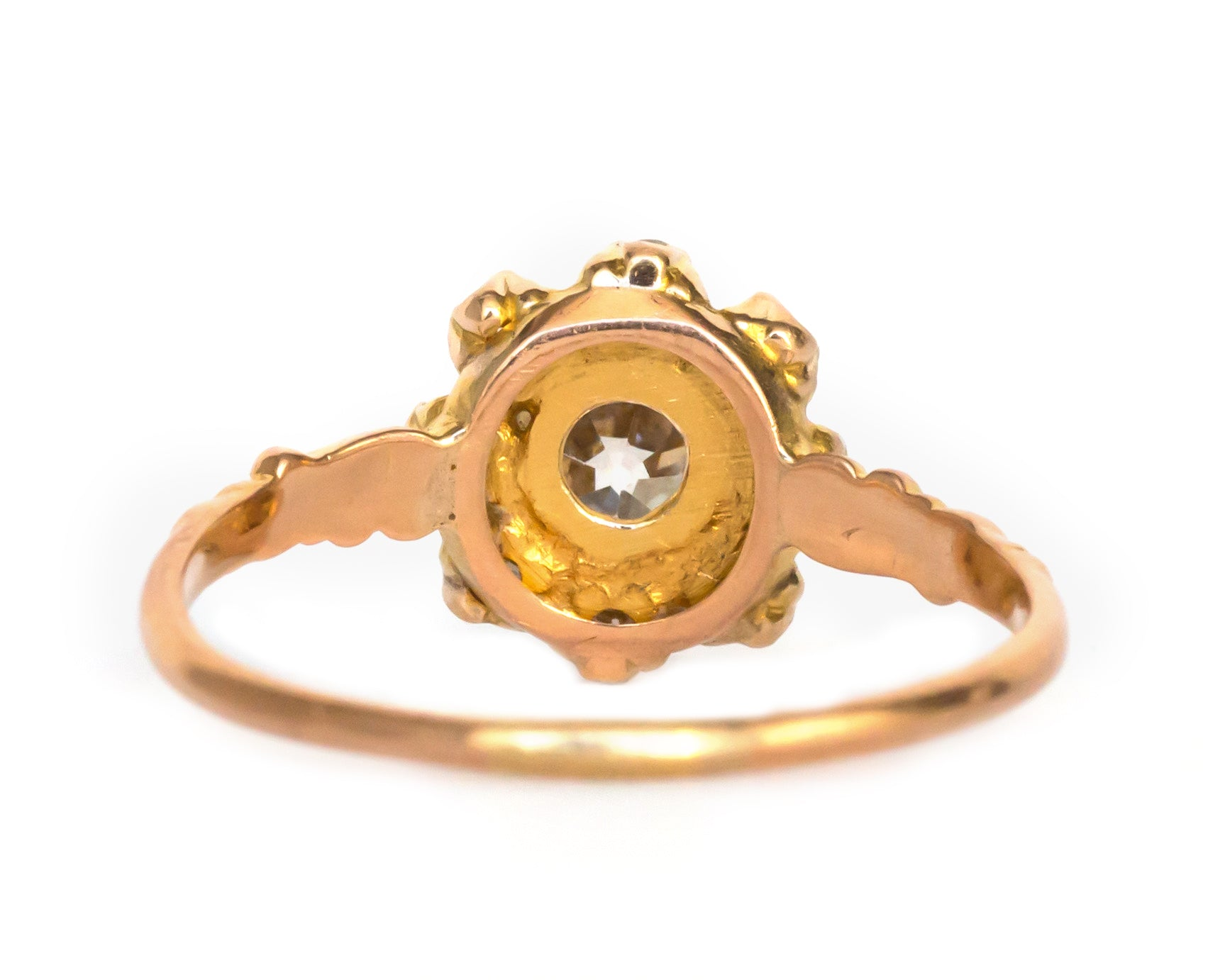 kiki amber rings jewellery mcdonough ripple ring gold product engagement citrine yellow sloane