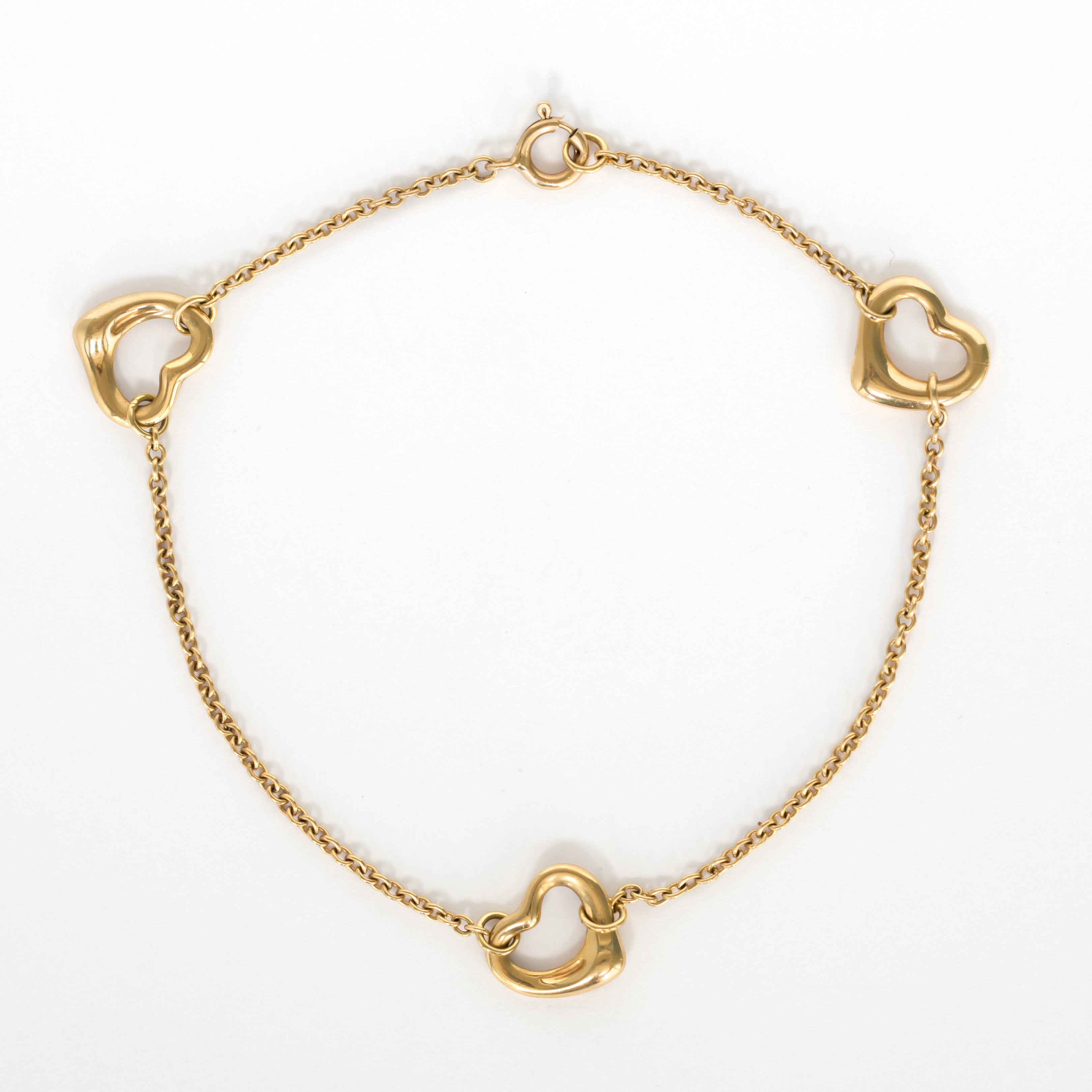 e12a99159 Elsa Peretti by Tiffany & Co Yellow Gold Bracelet - The Verma Group