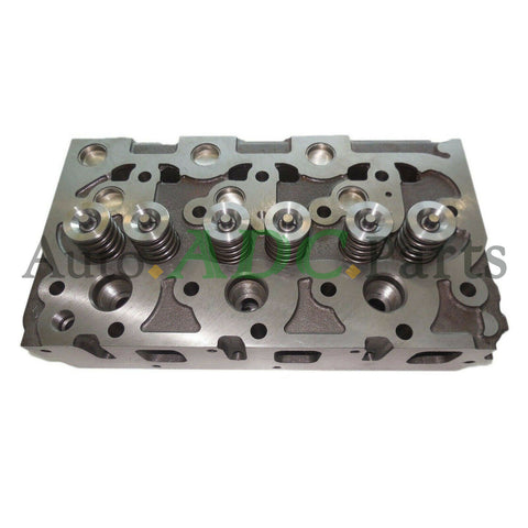 Kubota D1302 Cylinder Head - Bobcat New Holland Zennoh free shipping paypal or cards