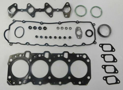 toyota 1kz-te 3.0L prado colorado delica hilux for runner  NEW gasket set &  head bolts CYLINDER HEAD