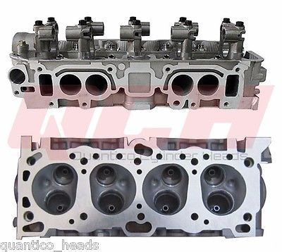 Mitsubishi 4G64 2.4 8v SOHC Cylinder Head - Chrysler Daewoo Dodge Hyundai free shipping paypal only - Quantico Cylinder Heads