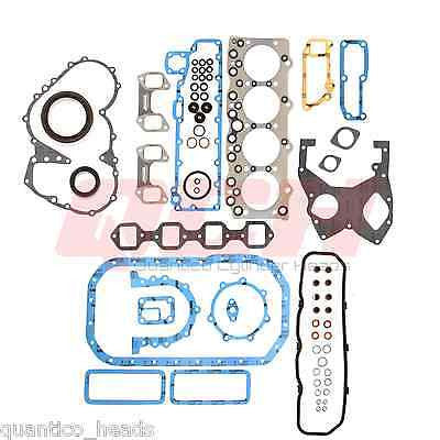 Isuzu 4BD2 3.9 Cylinder Head Gasket Set free shipping paypal only - Quantico Cylinder Heads
