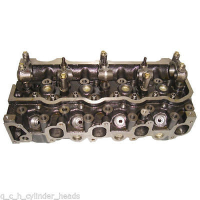 Toyota 2L 2L-T Old Type 2.4 Bare Cylinder Head - Quantico Cylinder Heads