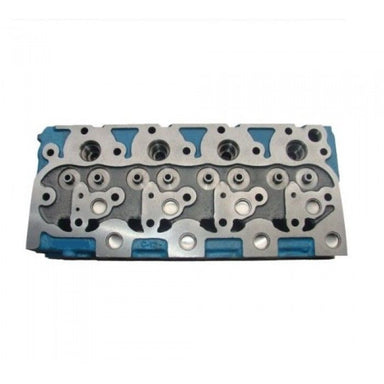Kubota V1902 Cylinder Head - Bobcat New Holland Scat Trak Thomas free shipping paypal/cards - Quantico Cylinder Heads