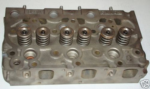 Kubota D1402 Cylinder Head - Bobcat New Holland Zennoh - Quantico Cylinder Heads