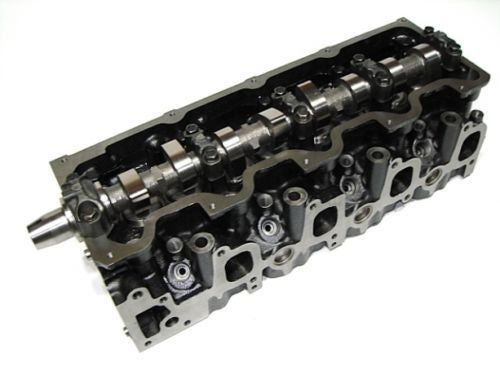 Toyota HI ACE HI LUX  2L2 2.4T TOYO ACE 3L 2.8 Cylinder Head DIESEL FREE SHIPPING - Quantico Cylinder Heads