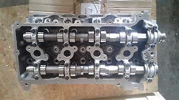 Toyota 2TR-FE 2.7 Cylinder Head Loaded with valves & camshaft free shipping - Quantico Cylinder Heads