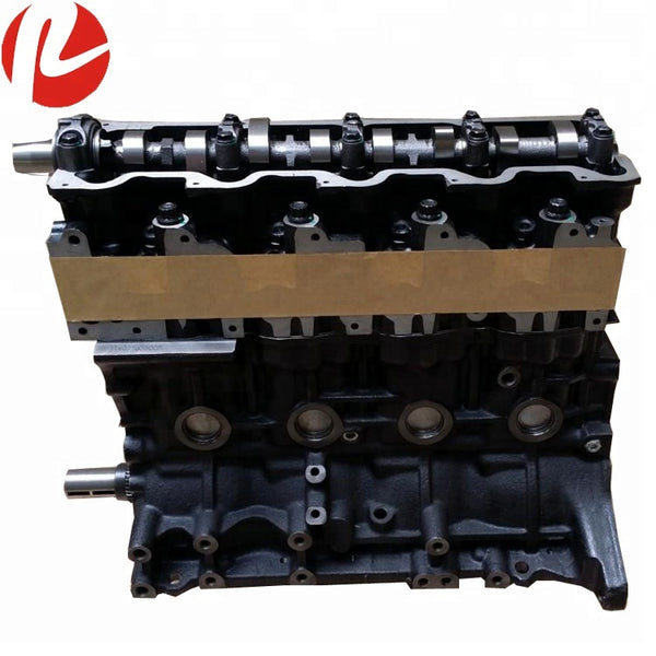 Toyota 2.4 2L2 2LII 2L-T 3L 2.8 long block  hi ace hilux surf custom free shipping usa
