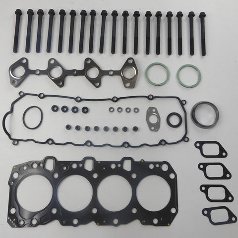 Toyota 2C / 2CT 2.0 / 3CT / 3CTE  2.2 gasket set & head bolts - Quantico Cylinder Heads