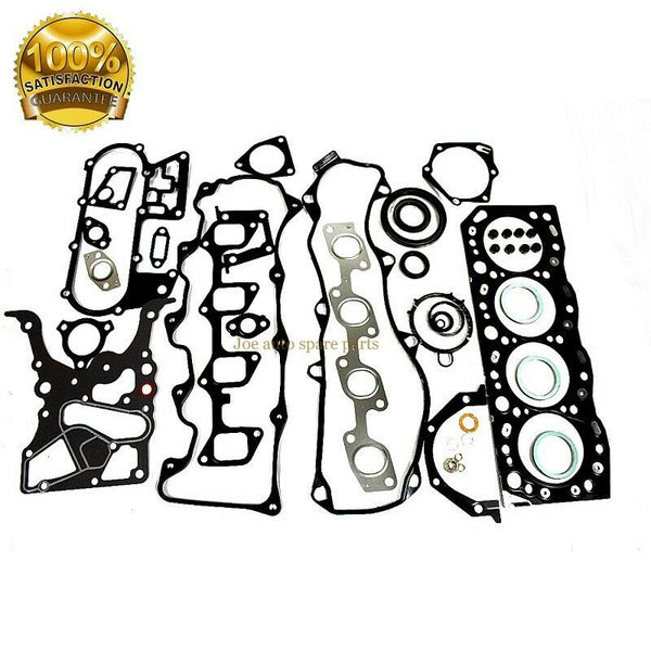 Toyota 3l 2.8 full gasket set - Quantico Cylinder Heads