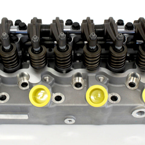 Mitsubishi 4D56 4D55 2.5 2.3 Cylinder head loaded- Pajero Shogun starrion free shipping