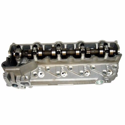 Mitsubishi shogun pajero  delica custom 4M40 4M40T 2.8 Cylinder Head free shipping paypal only - Quantico Cylinder Heads