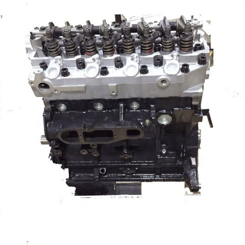Mitsubishi 4D56/T 2.5 ,4D55 2.3 Engine long block  - starrion Dodge Ford