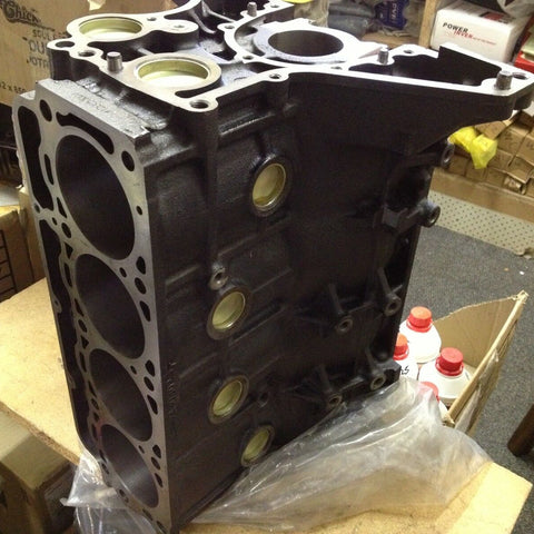 Toyota 4Y 2.2 Engine - bare new only  block FREE SHIPPING - Quantico Cylinder Heads