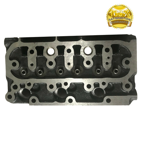 KUBOTA D722 CYLINDER HEAD NEW free shipping usa mainland paypal or cards