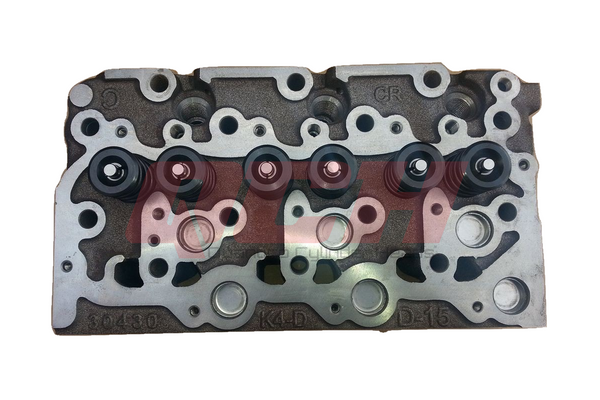 Kubota D1703 Cylinder Head - Bobcat FREE SHIPPING paypal only - Quantico Cylinder Heads