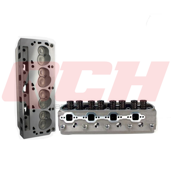 Ford Small Block SBF Cylinder Heads Loaded – 289 302 351W free shipping - Quantico Cylinder Heads