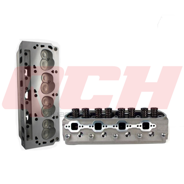 Ford Small Block SBF Cylinder Heads Loaded/bare  – 289 302 351W free shipping - Quantico Cylinder Heads