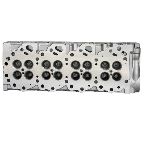 Isuzu 4JX1 3.0 Cylinder Head - Chevrolet Honda Opel Vauxhaul paypal only - Quantico Cylinder Heads