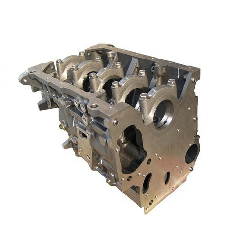 Mitsubishi 4D55 2.3 Engine Block - Dodge Ford free shipping - Quantico Cylinder Heads