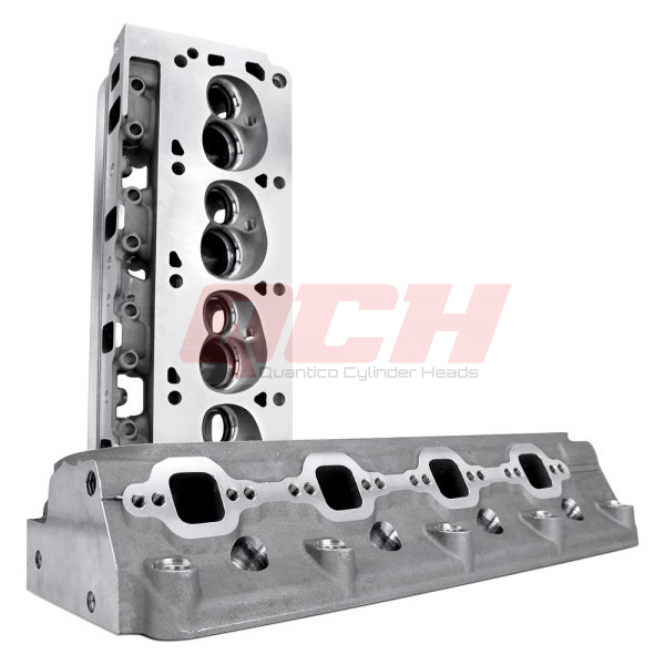 Ford Small Block SBF Aluminum Cylinder Heads