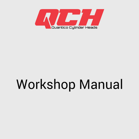 Mitsubishi S4S S6S Engine Workshop Maintenance Service Repair Manual - Quantico Cylinder Heads