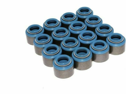 "BBC Big Block Chevy Valve Stem Seals 11/32 Stem .500""Guide Set Of 16 free shipping paypal only - Quantico Cylinder Heads"