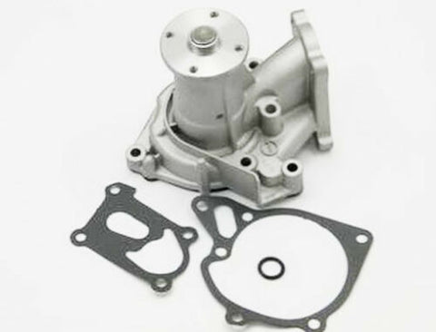 New Water Pump & Gasket For Mitsubishi Pajero / Shogun MK2 - 2.5TD 4D56 (1991+)