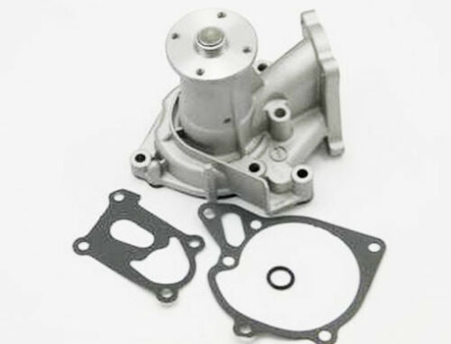 New Water Pump & Gasket For Mitsubishi Pajero / Shogun MK2 - 2.5TD 4D56 (1991+) - Quantico Cylinder Heads