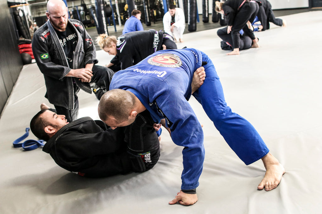 How To Train Jiu Jitsu For YOU.