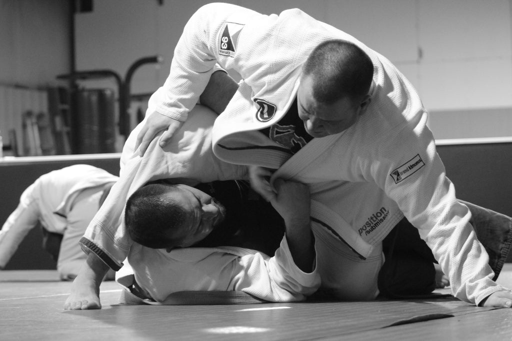 Two Ways to Get Good at Jiu Jitsu