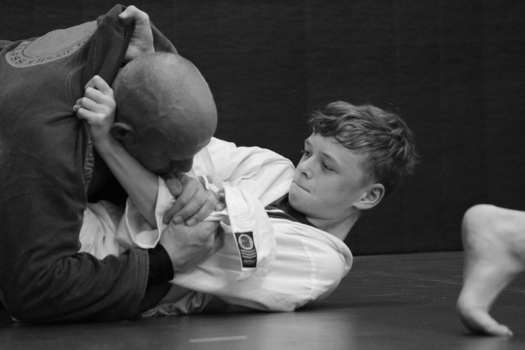 Is Your BJJ Just Going Through the Motions?