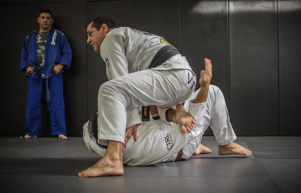 Re-Discover The Fundamentals And Learn Invisible Jiu Jitsu