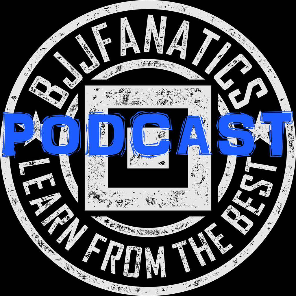 Put Your Holiday Downtime To Good Use with the BJJ Fanatics Podcast!
