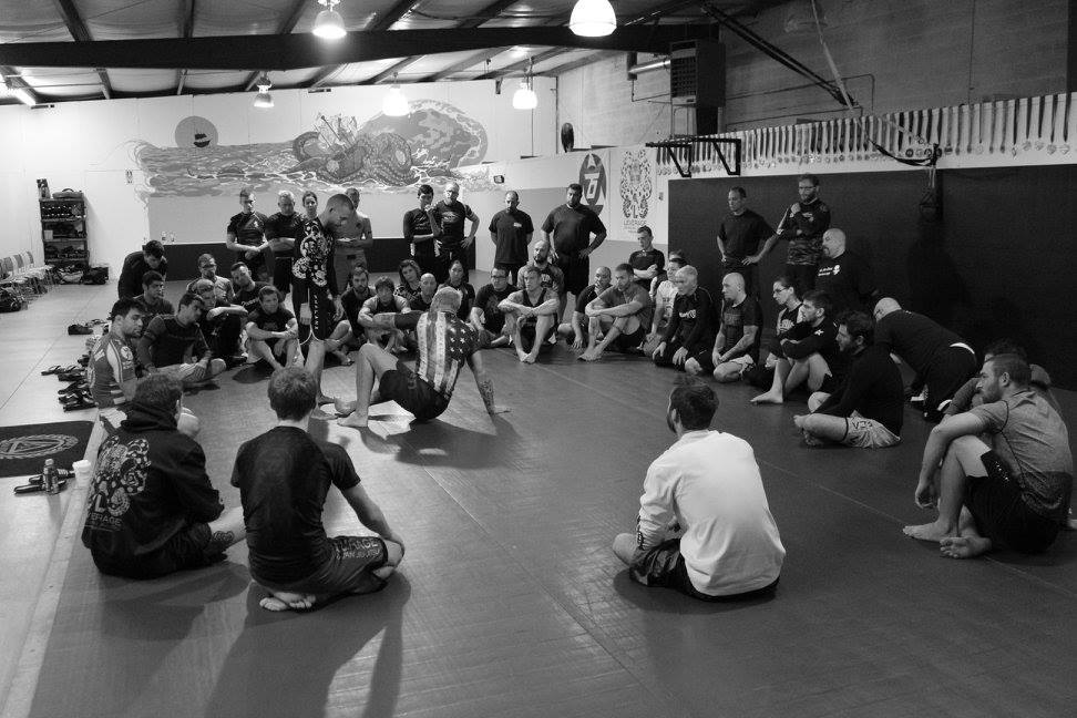 Making the Most of a BJJ Seminar