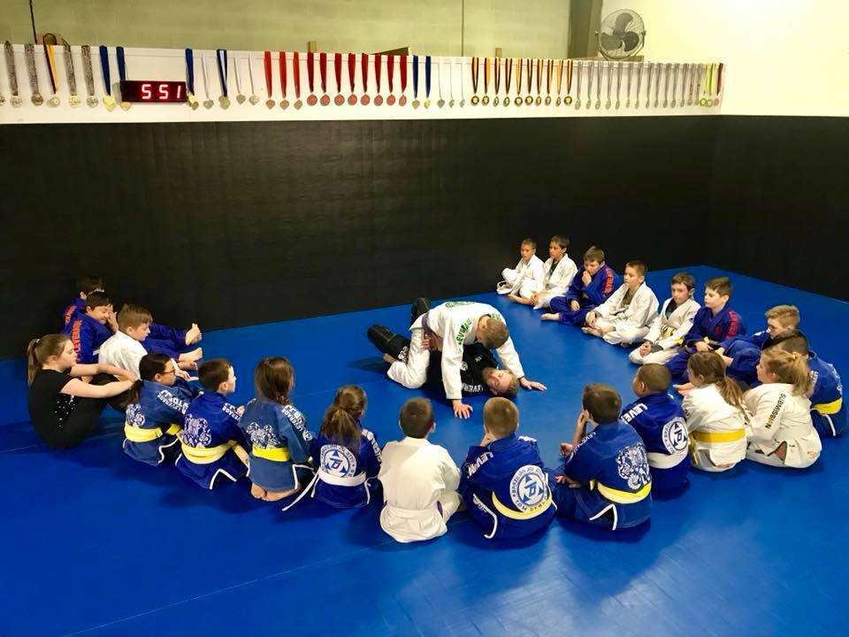 Why Should Kids Train BJJ?