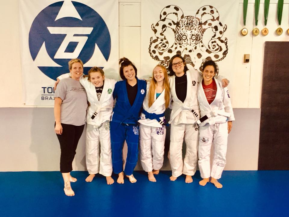 Ways to Get Your Friends and Family to Try Jiu Jitsu