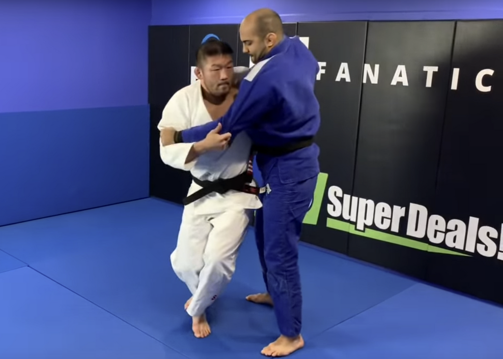 2 Judo Throws For BJJ From Olympic Gold Medalist Satoshi Ishii