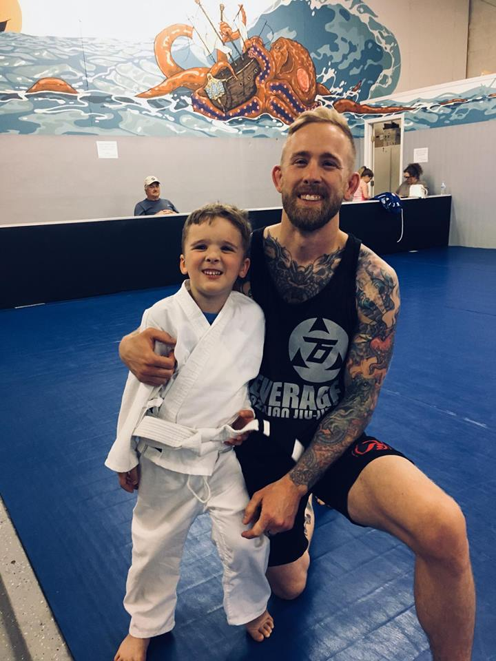 The Gift of Jiu-Jitsu: Passing BJJ to Your Children