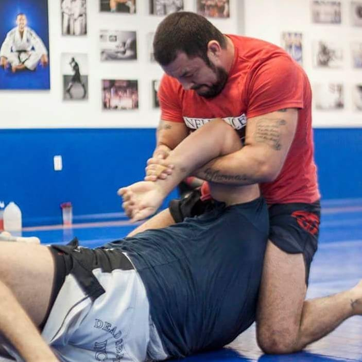 Submission Chaining Drill with Tom DeBlass