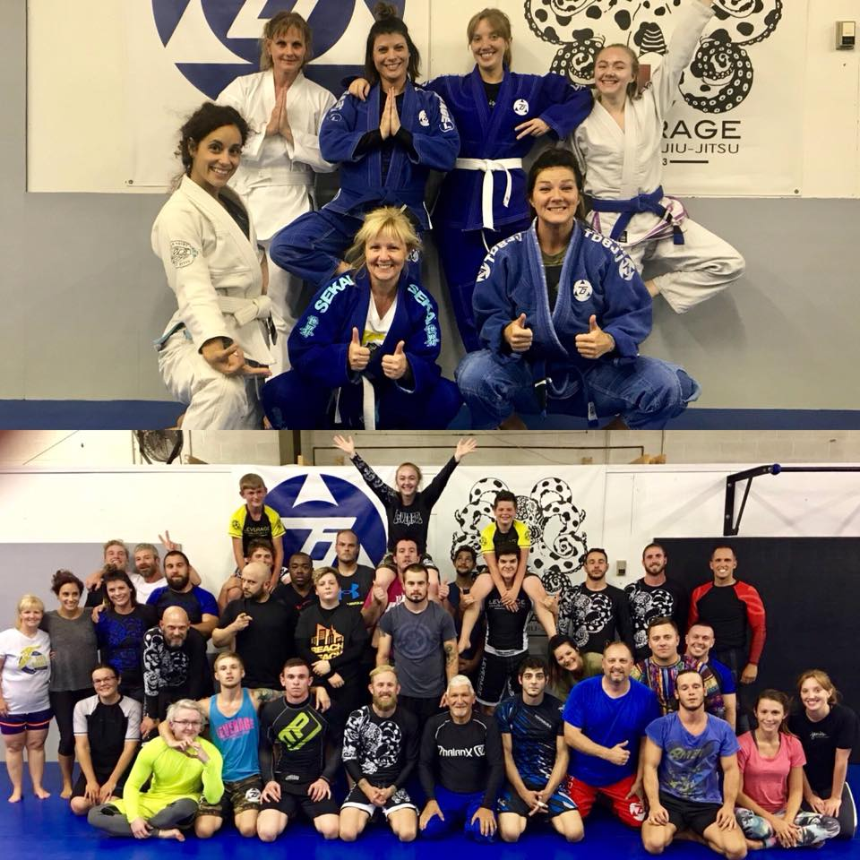 Finding You Tribe. Jiu Jitsu Is Here!