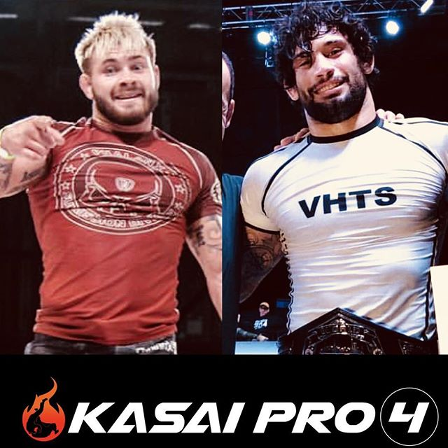 Gordon Ryan Versus Matheus Diniz at KASAI Pro 4