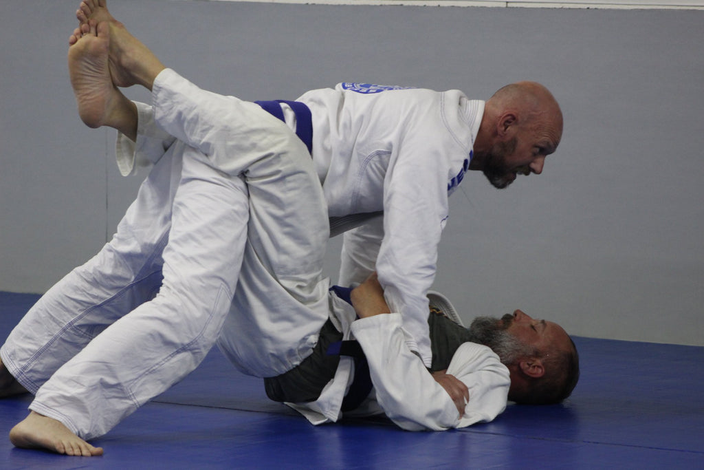 Opening The Closed Guard