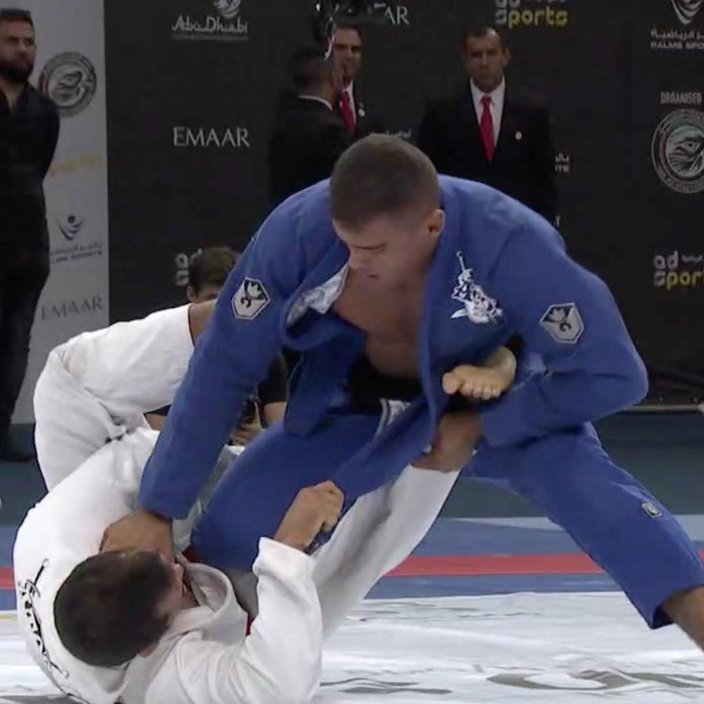 Fighters To Watch At 2018 IBJJF No Gi Worlds: Super-Heavyweight