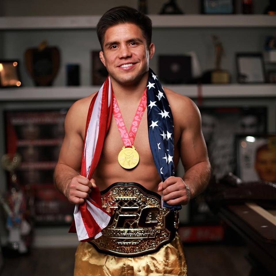 Learn the Penetration Step from Olympic Level Grappler Henry Cejudo