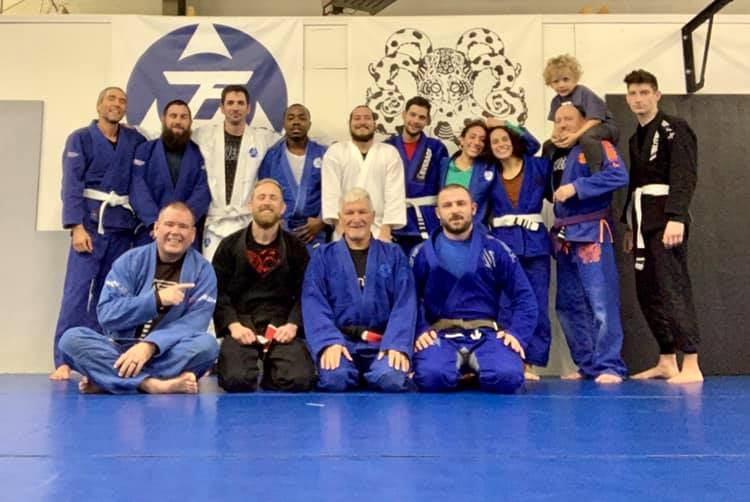 BJJ: Why Do We Stay?