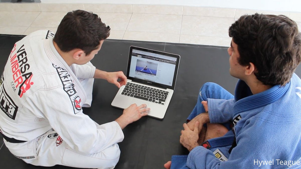 How The Internet Has Changed Jiu-Jitsu