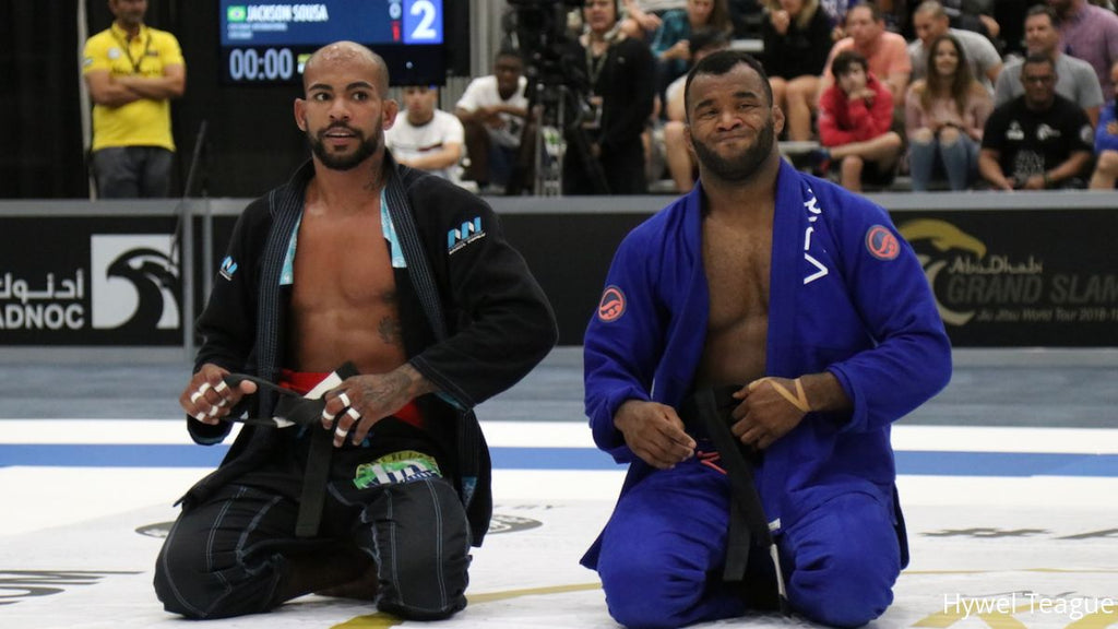 Abu Dhabi King of the Mats- the Middleweights – BJJ Fanatics